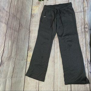 Under Armour Gray Sweatpants Size Small